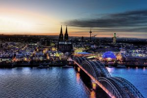 Cologne Bridge II