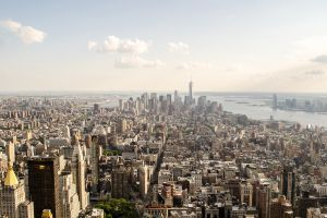Manhattan Skyline II