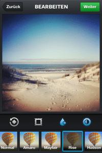 Bildbearbeitung Instagram 200×300